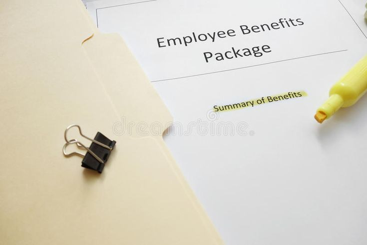 Benefits docs employee benefits documents with