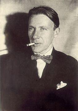 The Master and Margarita author Mikhail Bulgakov