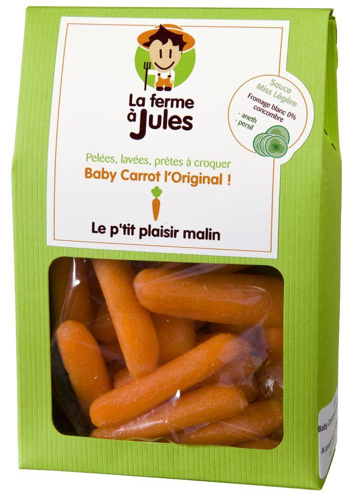 La Ferme à Jules #vegetable #packaging