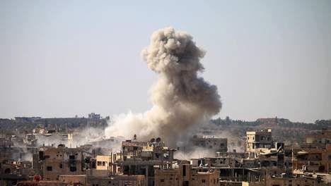 Rusland, Iran en Syrië houden overleg in Moskou - HLN.be