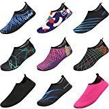 #10: CIOR Men Women and Kids Quick-Dry Water Shoes Lightweight Aqua Socks For Beach Pool Surf Yoga Exercise