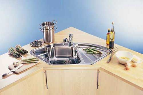 17 Best Ideas About Corner Sink Unit On Pinterest
