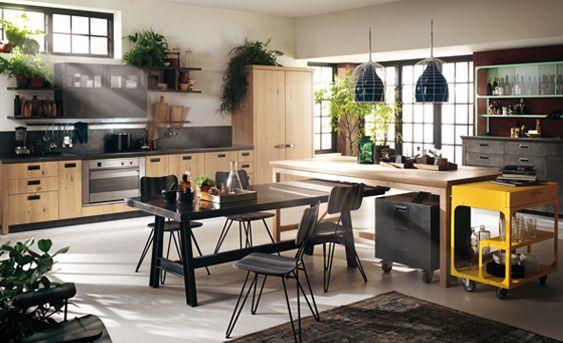 Kitchens Scavolini