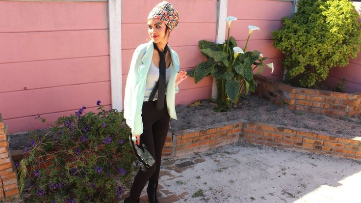 Xana: Personal Style  Lookbook with FaceLace