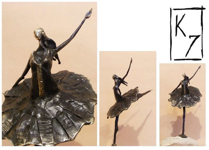 Sculpture Ballerina
