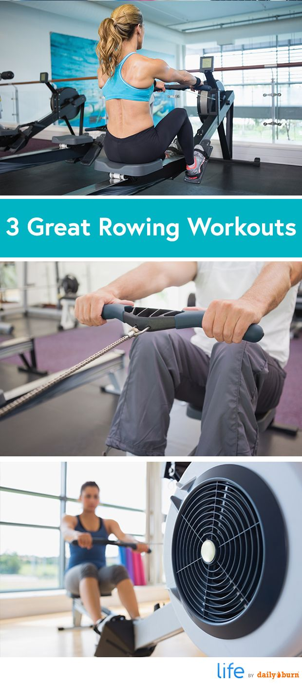 rowing machine workout
