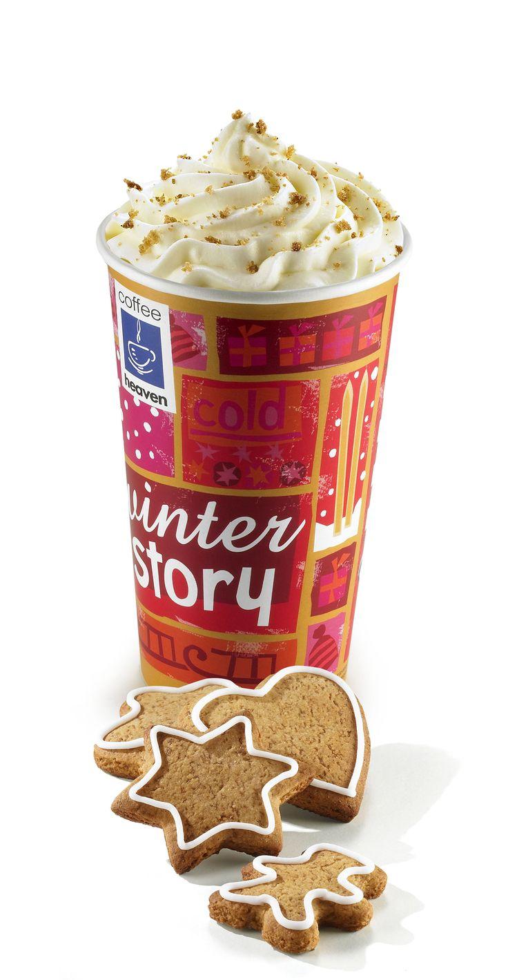 #coffeeheaven #hotcoffee #wintercoffee #gingerbreadcoffee #bestcoffee