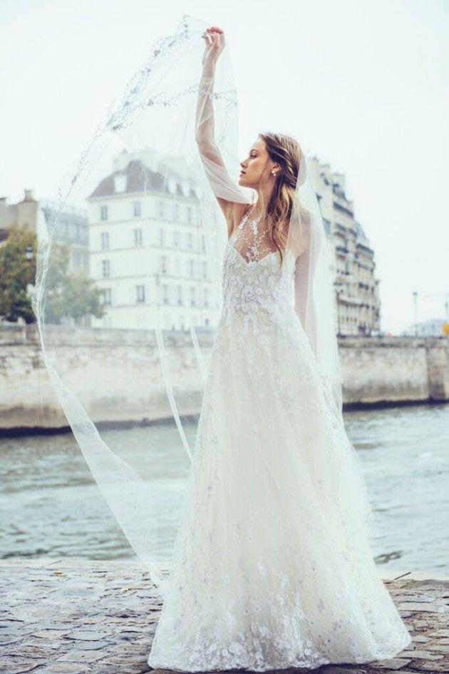 Engagement Shoot | Sabrina Dahan | Katie Mitchell Photography | Bridal Musings Wedding Blog