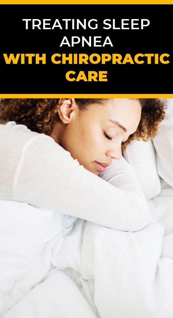 Treating Sleep Apnea With Chiropractic Care