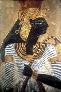 Queen Ahmose-Nefetari wife of Ahmose