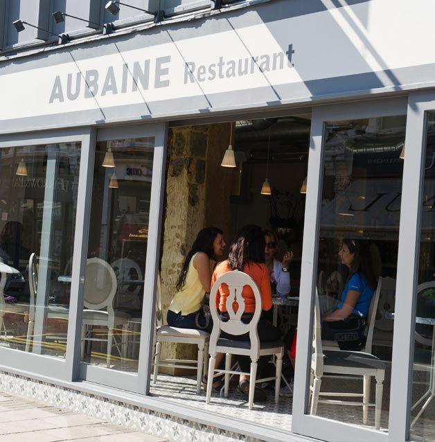 Spotted the Hector Pleat pendant in Aubaine restaurant, thanks Aubaine!