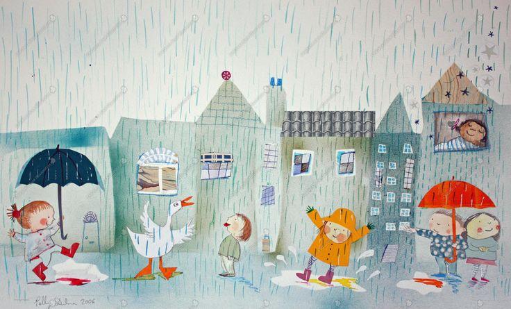 Praatplaat regen