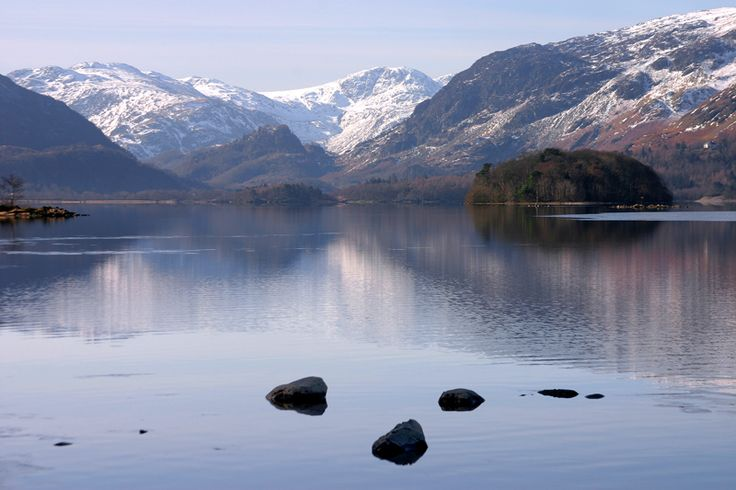 Borrowdale, Cumbria | The English Lake District.  Find your dream UK travel and tourism job:  http://www.traveljobsearch.com/uk