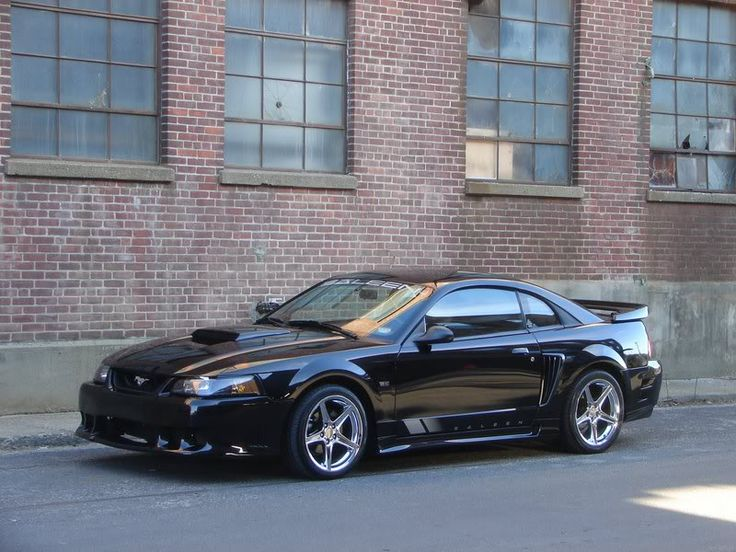 2004 saleen mustang black - Google Search