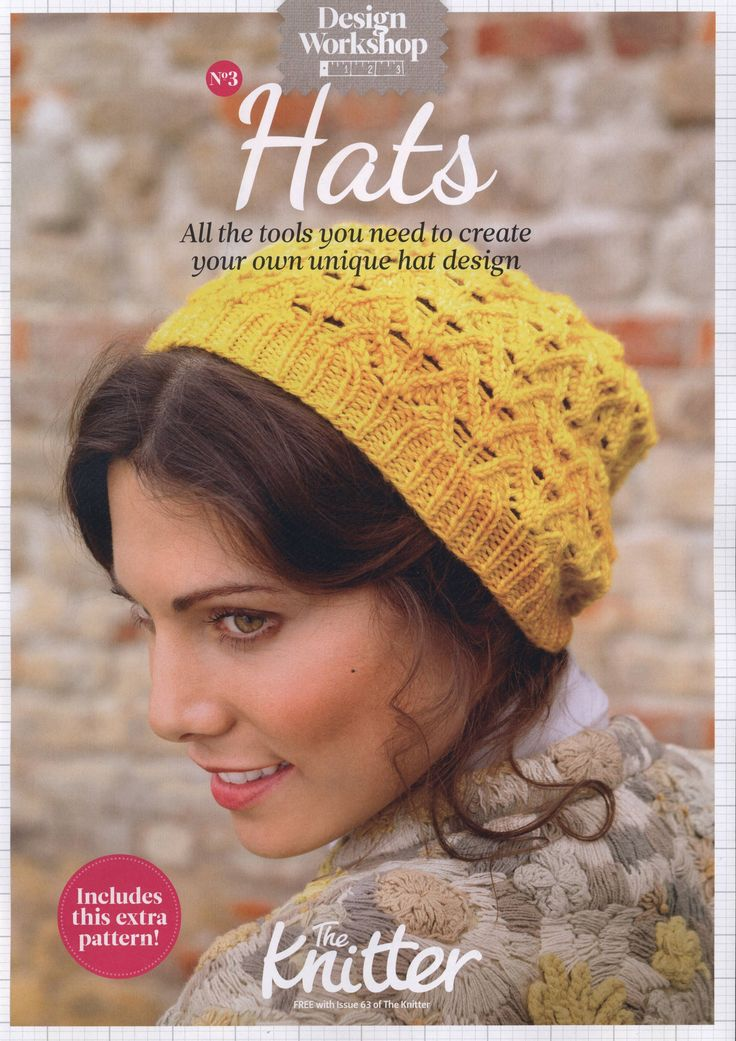 The Knitter - Hat 2013