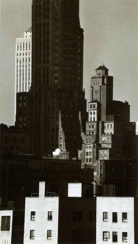 André Kertész - New York. S)