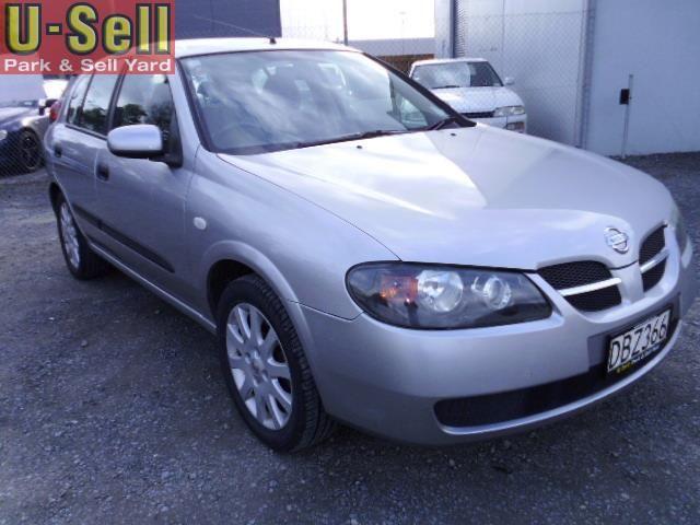 2006 Nissan Pulsar LS Euro for sale | $5,500 | https://www.u-sell.co.nz/main/browse/28397-2006-nissan-pulsar-ls-euro-for-sale.html | U-Sell | Park & Sell Yard | Used Cars | 797 Te Rapa Rd, Hamilton, New Zealand