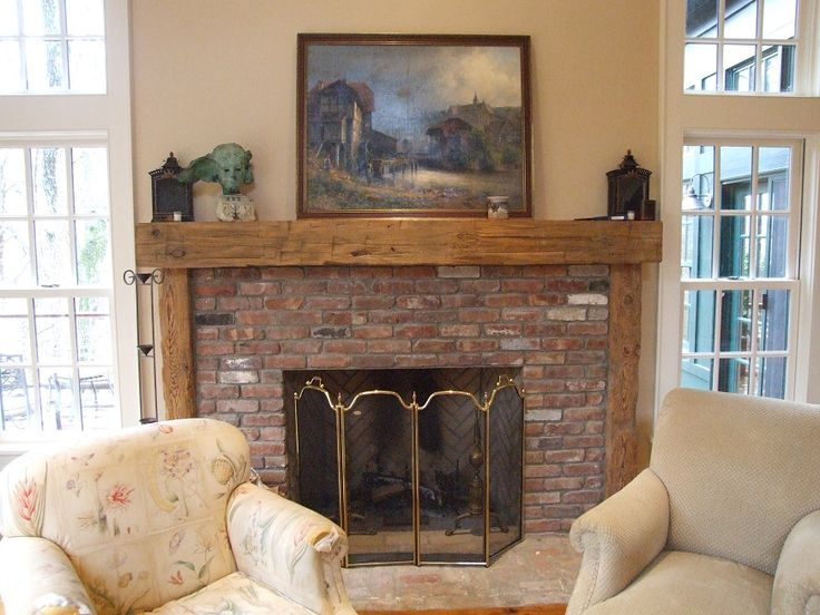 Mantle Surround Made From Reclaimed Wood http www woodboardsandbeams com14 best Fireplace Mantels images on Pinterest   Mantles  . Old Wood Fireplace Mantels. Home Design Ideas