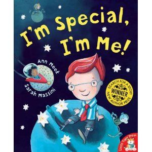 "All About Me Unit: ""I'm Special, I'm Me"" by Ann Meeks"