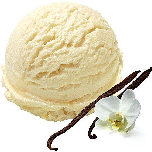 Vanille Geschmack 1 Kg Gino Gelati Eispulver f�r Speiseeis Softeispulver Speiseeispulver