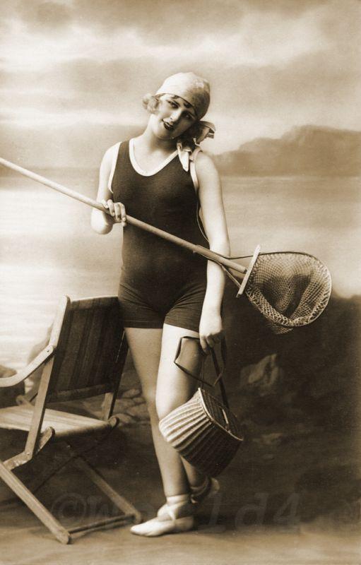 Vintage Bikini Photos