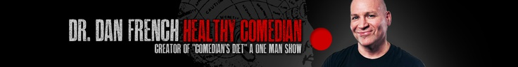 Dr. Dan Podcast | The Healthy Comedian