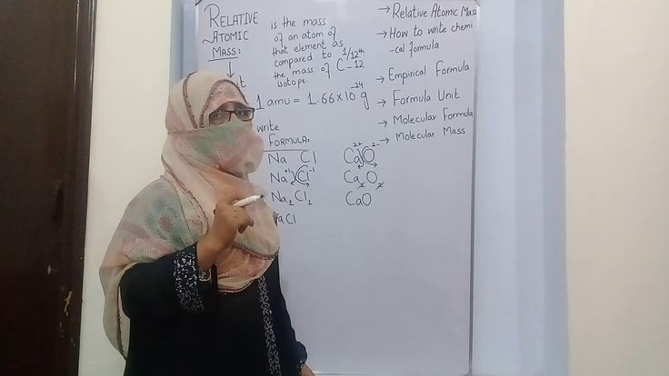 Relative atomic mass,empirical formula,molecular formula,writing chemica...