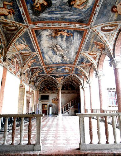Castello del Buonconsiglio, Trento  #TuscanyAgriturismoGiratola