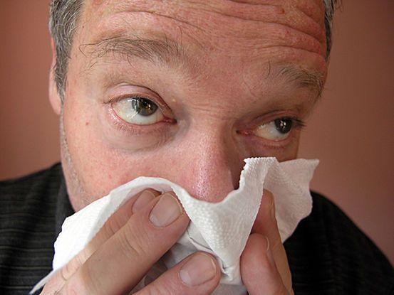 Allergies worsen