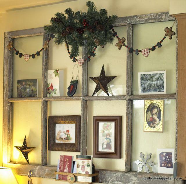 Little Homestead In Boise: Our Farm Style Holidays Christmas