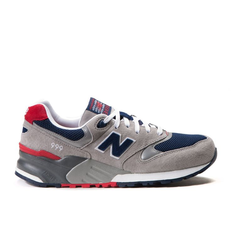 New Balance ML 999 AE (Grey / Navy)