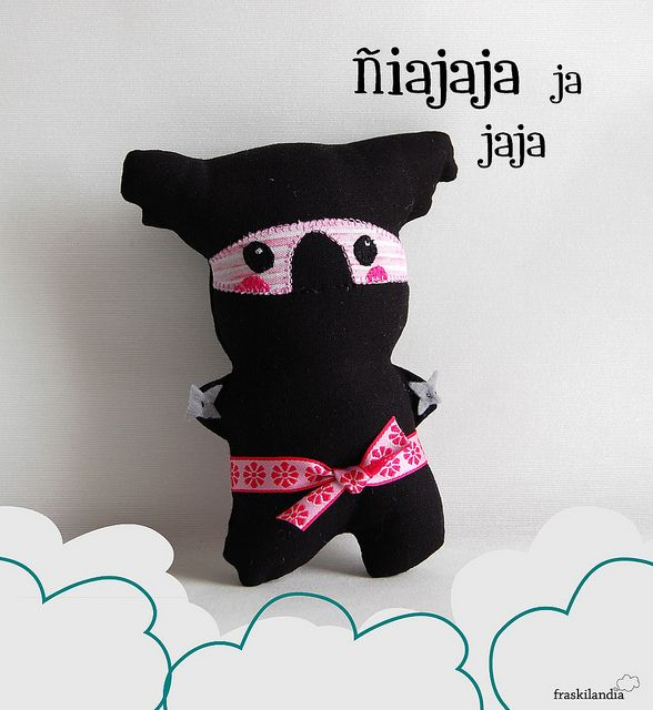 koala ninja fraskilandia by fraskilandia, via Flickr