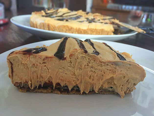 Pie de Dulce de Leche, Chocolate y Queso Crema, para morirse de bueno!