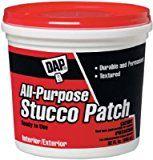 Dap 10504 All-Purpose Ready-To-Use Stucco Patch, 1-Quart