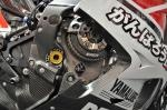 Close up of Ben Spies' M1. Courtesy of Superbikeplanet.