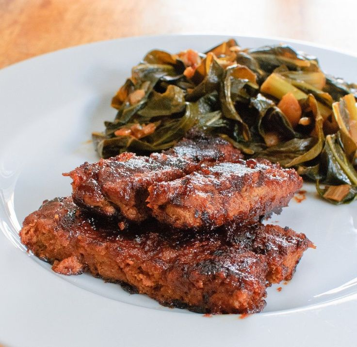 Vegan Barbecue Ribs..these were pretty good...but I am going to perfect this recipe and make them awesome!