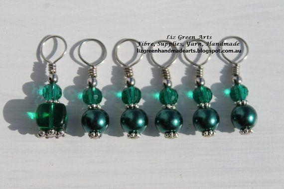 Hey, I found this really awesome Etsy listing at https://www.etsy.com/listing/240315978/handmade-stitch-markers-for-knitting-set