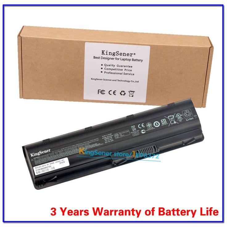10.8V 47WH Original Laptop Battery for HP Pavilion CQ32 CQ42 CQ43 CQ56 CQ62 CQ72 DM4 G4