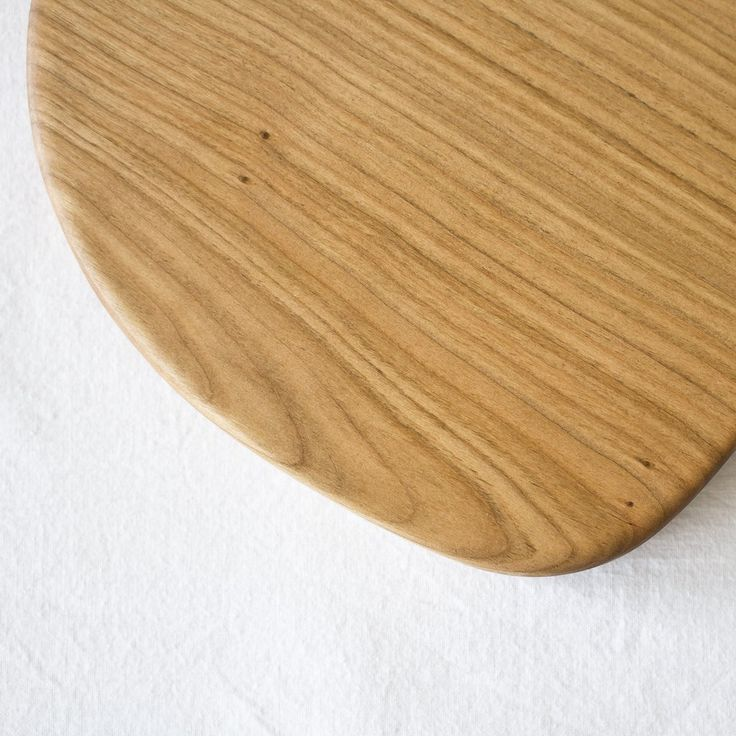 Supersoft cutting board from cherry tree #wood #handmade #cherry #kitchenware #hnstly