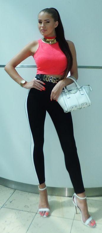 Sporty Fashion Style