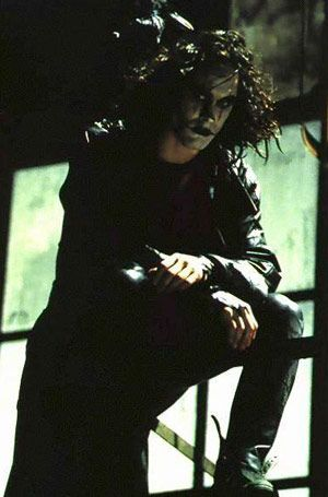 Brandon Lee * The Crow