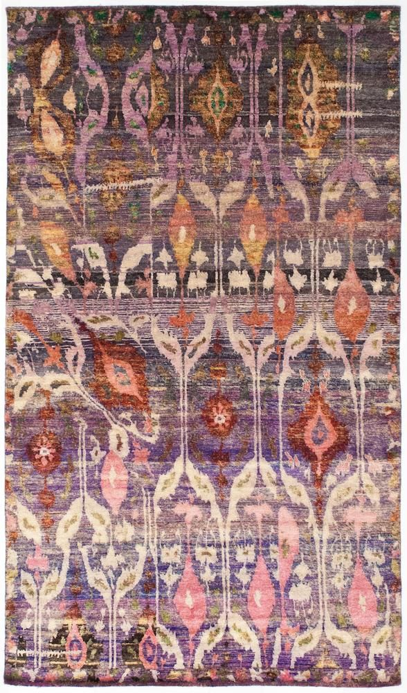 "Silk Ethos 5'10""x10'3"": Ethos oriental rugs runner rugs outdoor rugs bath rugs antiques rugs kitchen rugs bathroom rugs round rugs modern rugs carpets NYC - ABC Carpet & Home"