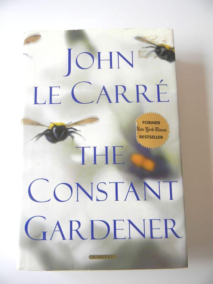 The Constant Gardener John Le Carre 2001 ISBN 0743215052