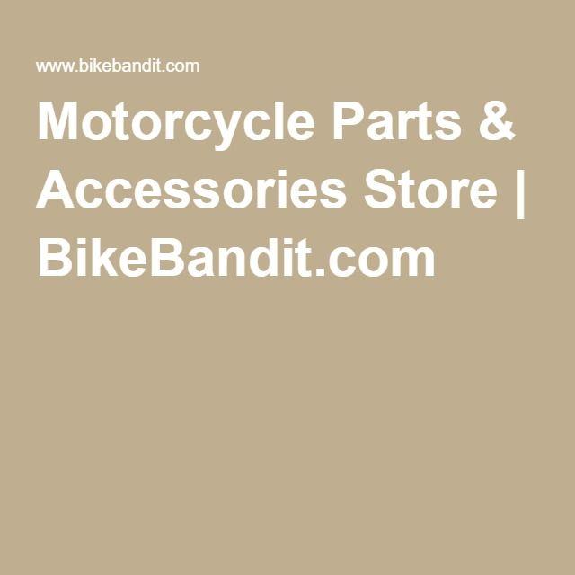Motorcycle Parts & Accessories Store | BikeBandit.com