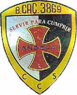 Companhia de Comando e Serviços do Batalhão de Caçadores 3869 Angola 1972/1974