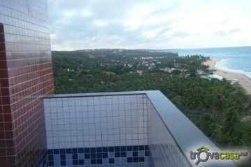 brasile _ maceio' fronte mare  Immobile assolutamente unico nel suo genere.  Attico fronte mare duplex situato al quattordicesimo e ultimo piano di 125 mq calpestabili dotato di piscina privata sulla cima del grattacielo
