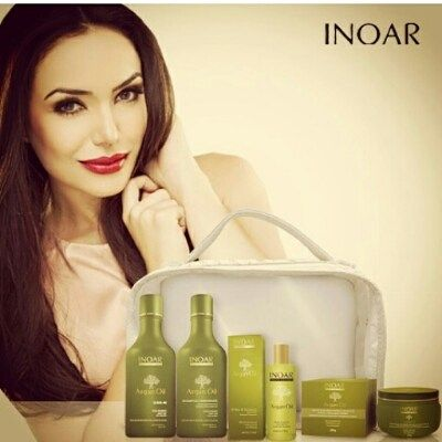 INOAR Argan Kit for homecare!
