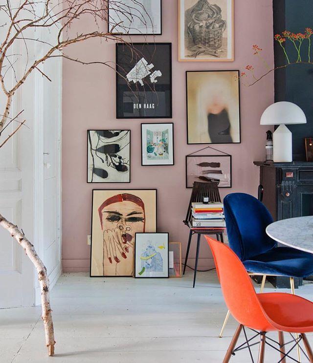 Minimalist Homeschool Room: Diseño De Interiores