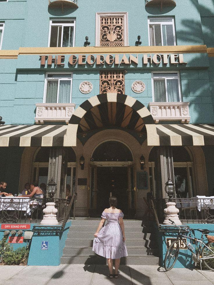 The Georgian Hotel, Santa Monica, CA  keepingitkrischic.com