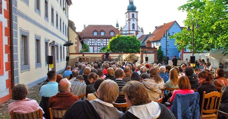 Wolfgang beschreibt seinen persönlichen Lieblingsplatz in Bad Soden Salmünster - den Schleifrashof ...